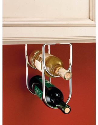 Rev-A-Shelf - 3250CR - Chrome Under Cabinet Double Wine Bottle Rack