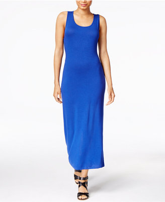 kensie Tank Midi Dress $69 thestylecure.com