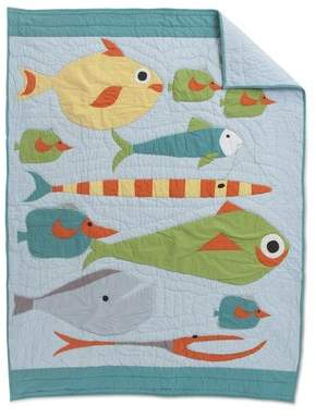 Amity Home Fisher Baby Quilt