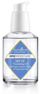 Jack Black Epic Moisture MP 10 Nourishing Oil - 2 oz.
