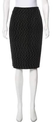 HUGO BOSS Boss by Wool-Blend Pencil Skirt