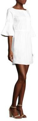 Burberry Burberry Michelle Bell Sleeve Dress