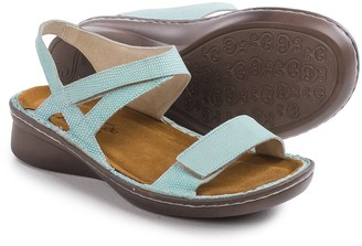 Naot Harp Leather Sandals (For Women) $89.95 thestylecure.com