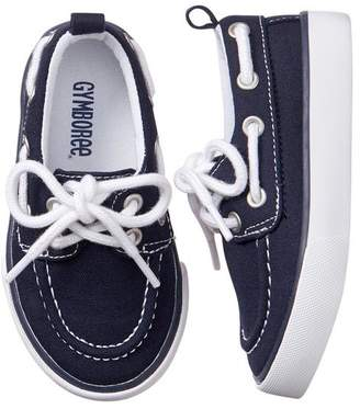 Gymboree Boat Shoes