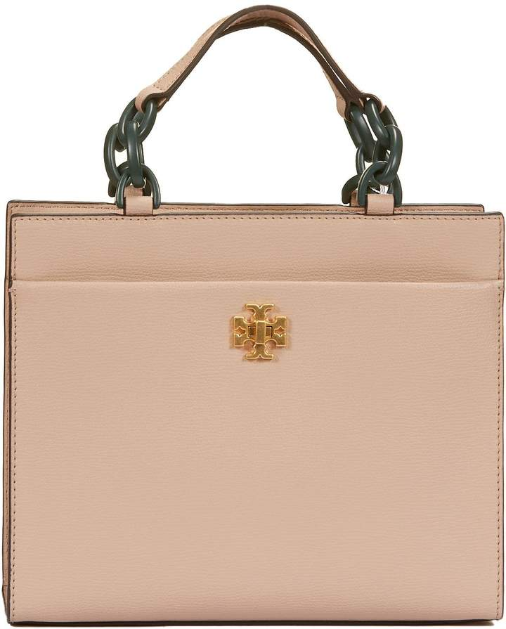 Tory Burch Boxy Tote - BEIGE - STYLE
