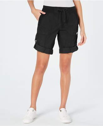 Calvin Klein Convertible Cargo Shorts