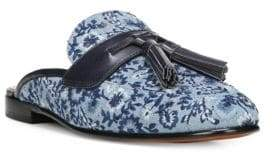 Sam Edelman Paris Floral Mules