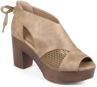 Journee Collection Sorly Women's Platform High Heels
