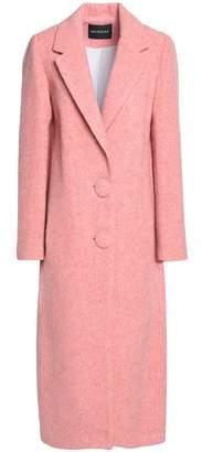 Nicholas Mélange Wool-Blend Coat