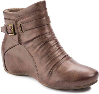 Bare Traps Sheigh Wedge Bootie - Women's