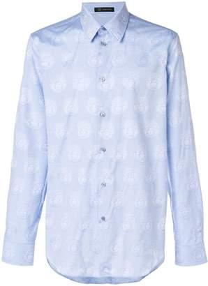 Versace Medusa print shirt