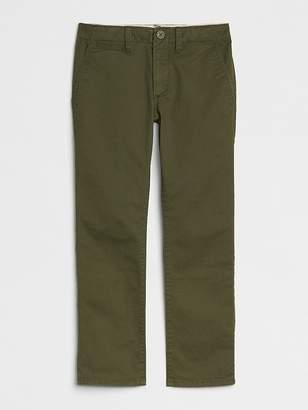 Gap Khakis in Color with Stretch