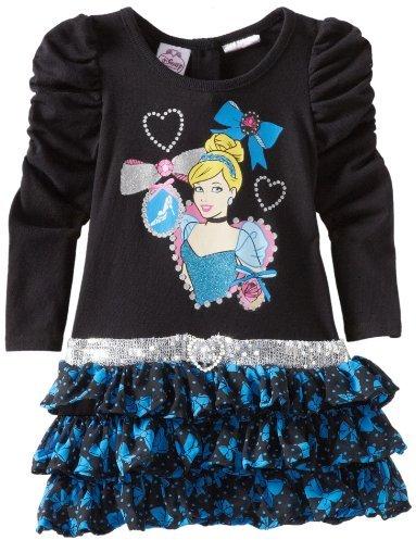 Disney Girls 2-6x Cinderella Dress