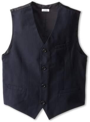 Calvin Klein Kids Pinstripe Vest Boy's Jacket