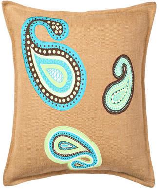 Paisley Decorative Pillows ShopStyle Enchanting M Kennedy Home Grand Paisley Decorative Pillow