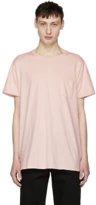 Nonnative Pink Dweller Pocket T-Shirt