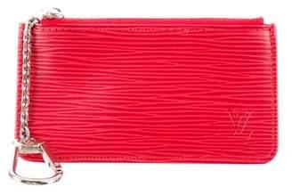 Louis Vuitton Epi Key Pouch