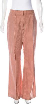 Stella McCartney High-Rise Wide-Leg Pants w/ Tags