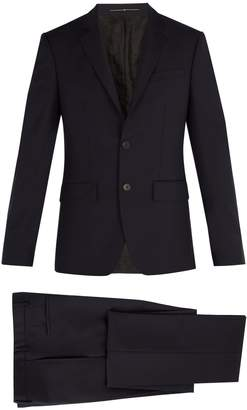 Givenchy Single-breasted wool suit
