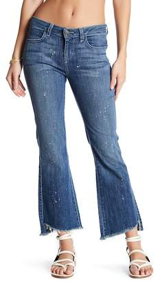 Siwy Denim Grace Raw Hem Straight Leg Jeans