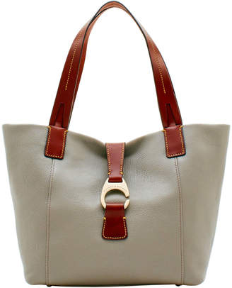 Dooney & Bourke Derby Pebble East West Shopper