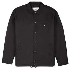 Burton Mens FōR Malmo Black Coach Jacket*