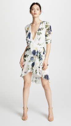 Nicholas Wrap Dress