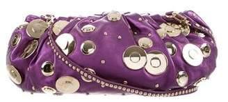 Diane von Furstenberg Belle Medium Oversize Studs Bag