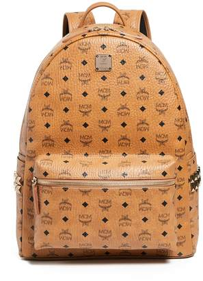 MCM Stark Large Side Stud Backpack