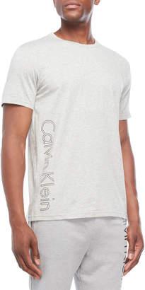 Calvin Klein Crew Neck Logo Tee