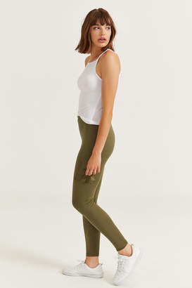 Ardene Cargo Pocket Leggings