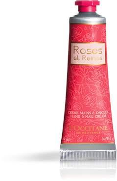 Roses et Reines Hand & Nail Cream