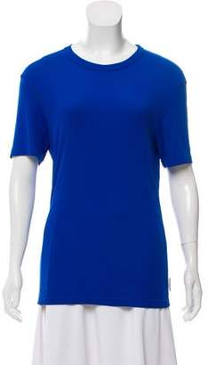 Calvin Klein Short Sleeve Crew Neck Top