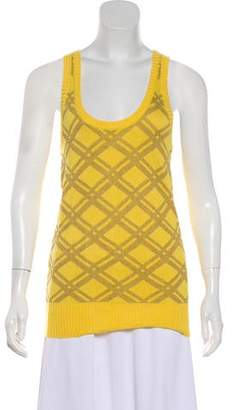 Marc by Marc Jacobs Knit Sleeveless Top