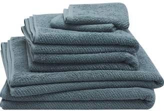 Coyuchi Air Weight 6 Piece 100% Cotton Towel Set