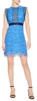 Sandro Handi Lace Dress
