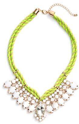 Adia Kibur (アディア キブラ) - Adia Kibur Teardrop Rope Necklace