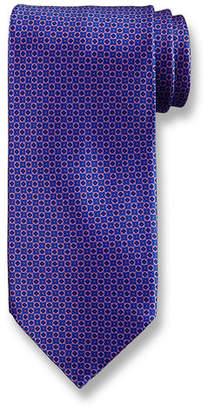 Stefano Ricci Bottony Cross Silk Tie