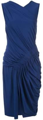 Jason Wu Collection gathered sleeveless dress