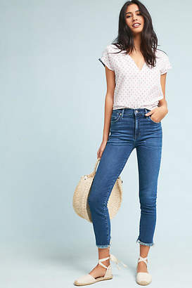 Citizens of Humanity Rocket High-Rise Sculpt Cropped Skinny Jeans