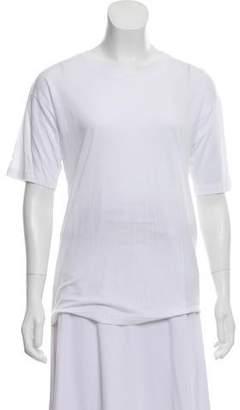 Diane von Furstenberg Embroidered Lightweight T-Shirt