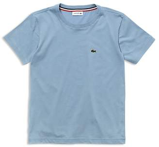 Lacoste Boys' Crewneck Tee - Little Kid, Big Kid