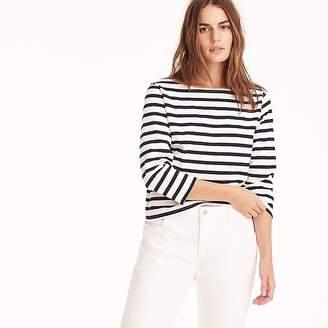 J.Crew Classic striped T-shirt