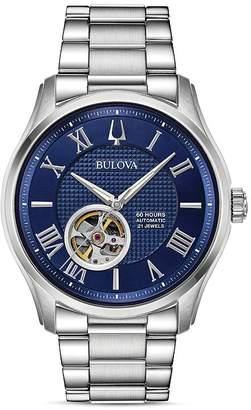 Bulova Classic Wilton Watch, 42mm - 100% Exclusive