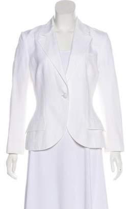 Dolce & Gabbana Notch-Lapel Tailored Blazer