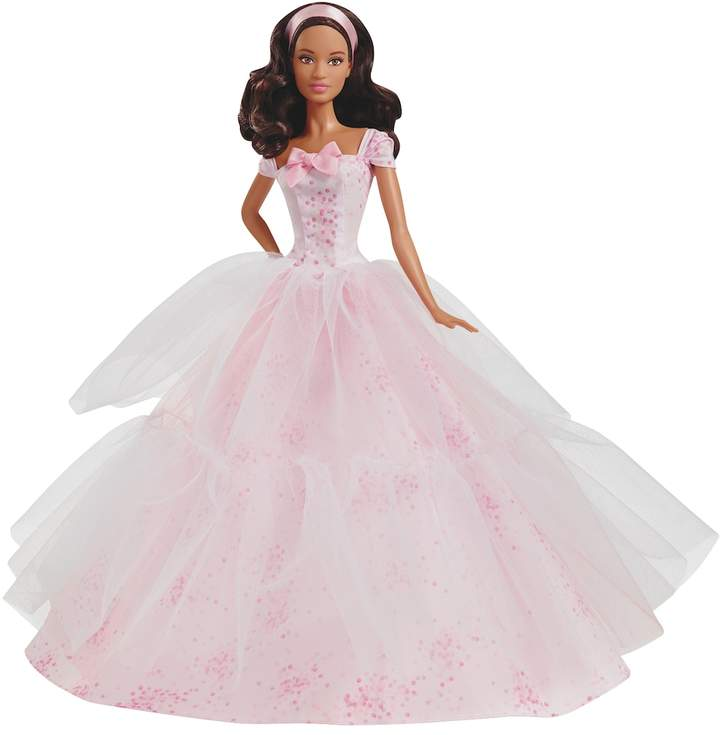 Barbie 2016 Birthday Wishes Doll