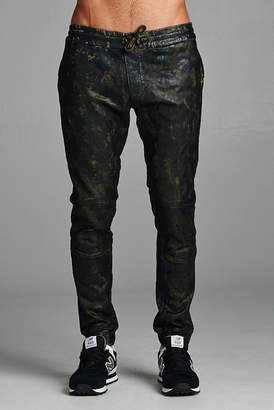 Cult Of Individuality Denim Sweatpant $175 thestylecure.com