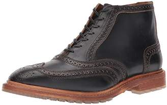 Allen Edmonds Men's Stirling Wingtip with Perfing Detail Boot Fashion