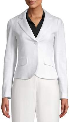 Nanette Lepore Women's Crop Blazer