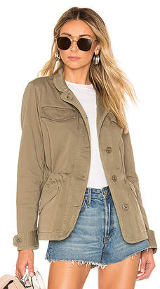Rag & Bone Daniella Washed Jacket